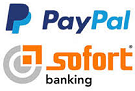 PayPal & Sofort